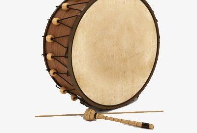 Cuero para tambor