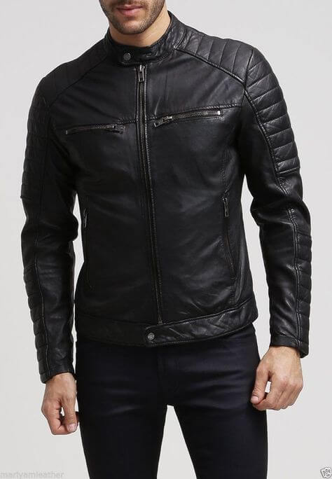 tipos de cuero para chaquetas