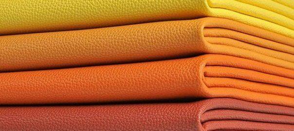 ¿Qué es cuero sintético?