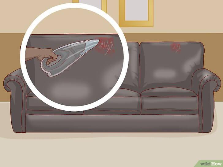 mantenimiento regular del cuero