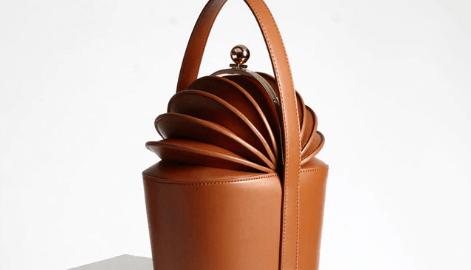 cestas de cuero