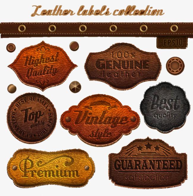 sellos para imprimir cuero